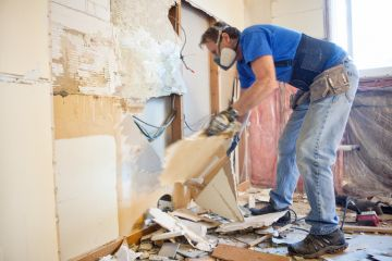 Demolition Services in Little Falls by KTE Construction LLC