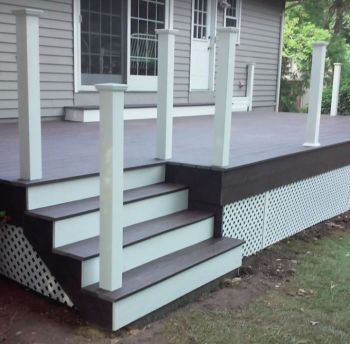 Deck Building by KTE Construction LLC
